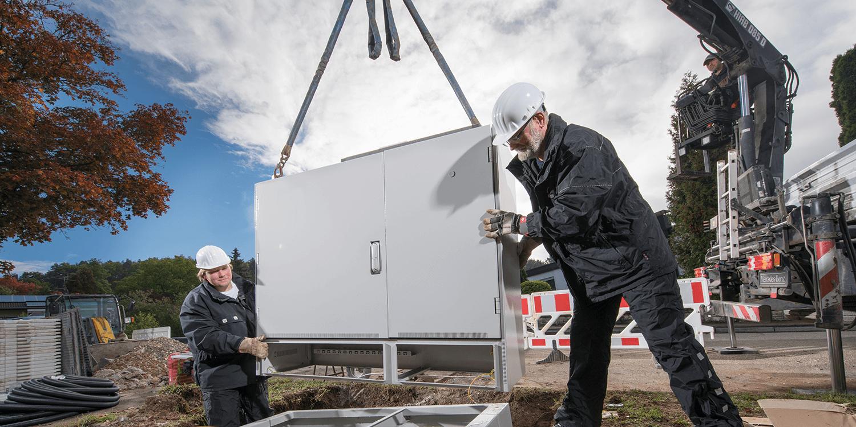 deutsche telekom beginnt ladeinfrastruktur aufbau im april. Black Bedroom Furniture Sets. Home Design Ideas
