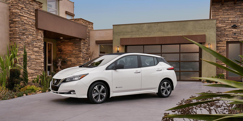 Epa best tigt reichweite des neuen nissan leaf for Nissan konfigurator
