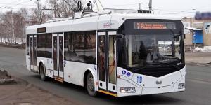 belkommunmash-trolleybus-321-togliatti