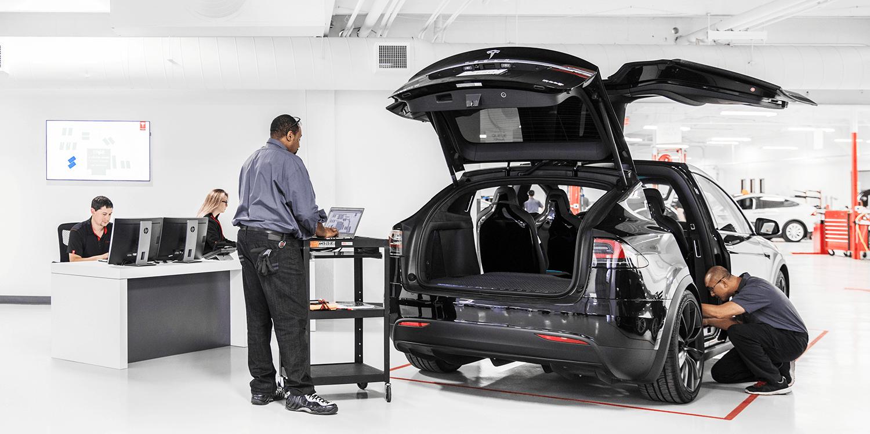 Tesla stößt weitere Initiative zur Kostensenkung an