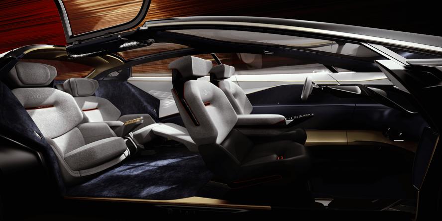 Aston Martin Gibt Ausblick Auf Künftige Lagonda Stromer Electrive Net