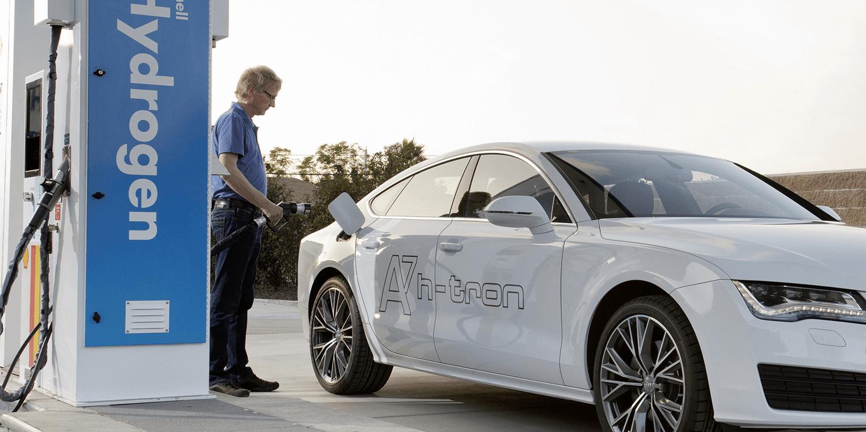 Audi kündigt erste Kleinserie mit Brennstoffzelle an ...