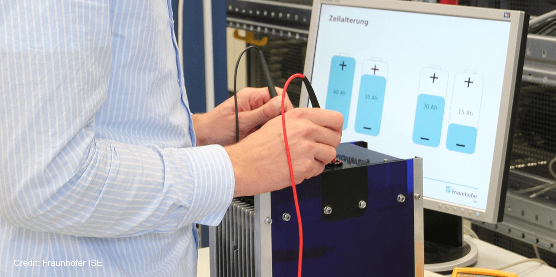 Fraunhofer IWM forscht an Feststoff-Elektrolyt aus Keramik
