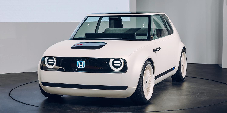 Honda Urban Ev Kommt 2019 In Europa Auf Den Markt Electrive Net
