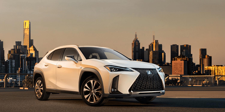 lexus: hybrid-suv ux 250h startet 2019 in europa - electrive