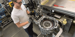 zf-phev-gear-getriebe-montage