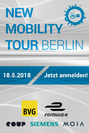 New Mobility Tour Berlin