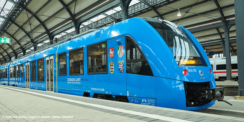 Alstom bestellt Batterien für H2-Züge bei Akasol