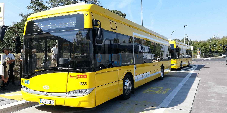 E Busse Bvg Schließt Ausschreibung Ab Und Kündigt Nächste An