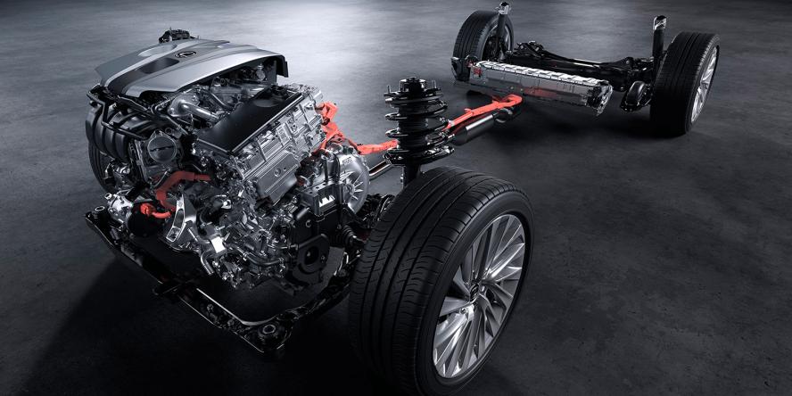 lexus-es-300h-hybrid-auto-china-2018-antrieb-gear-motor