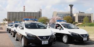 nissan-leaf-polizei-police-japan-fukuoka