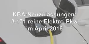 kba-neuzulassungen-deutschland-april-2018