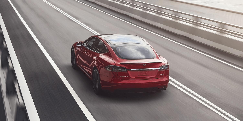Tesla: Interieur des Model S und X wird minimalistischer - electrive.net