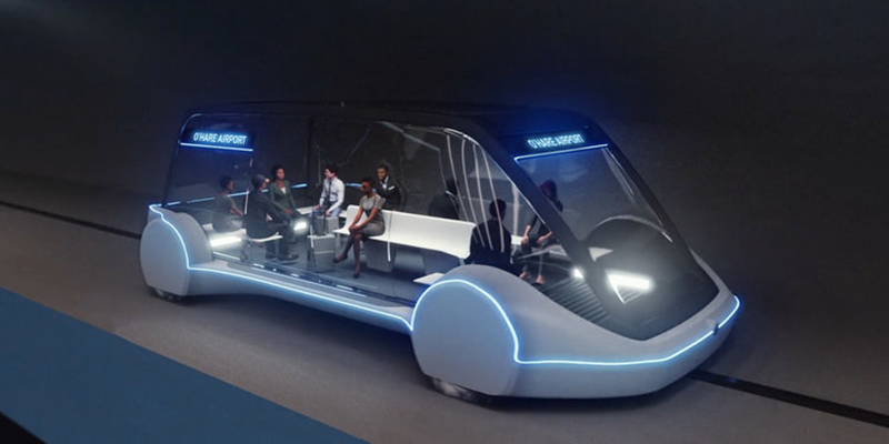 The Boring Company will autonomes E-Shuttle enthüllen