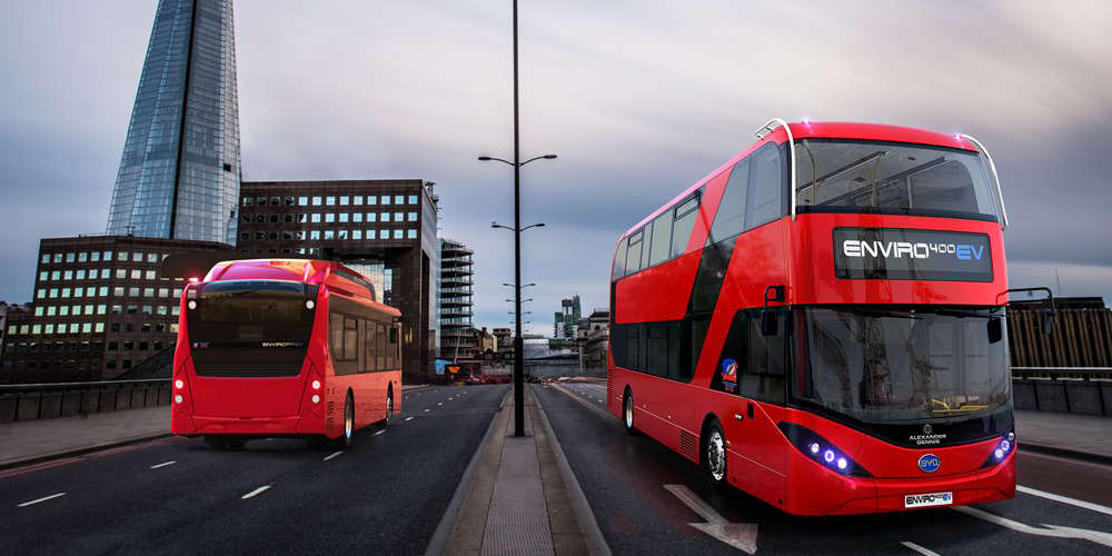 Bildergebnis für elektrobus großbritannien