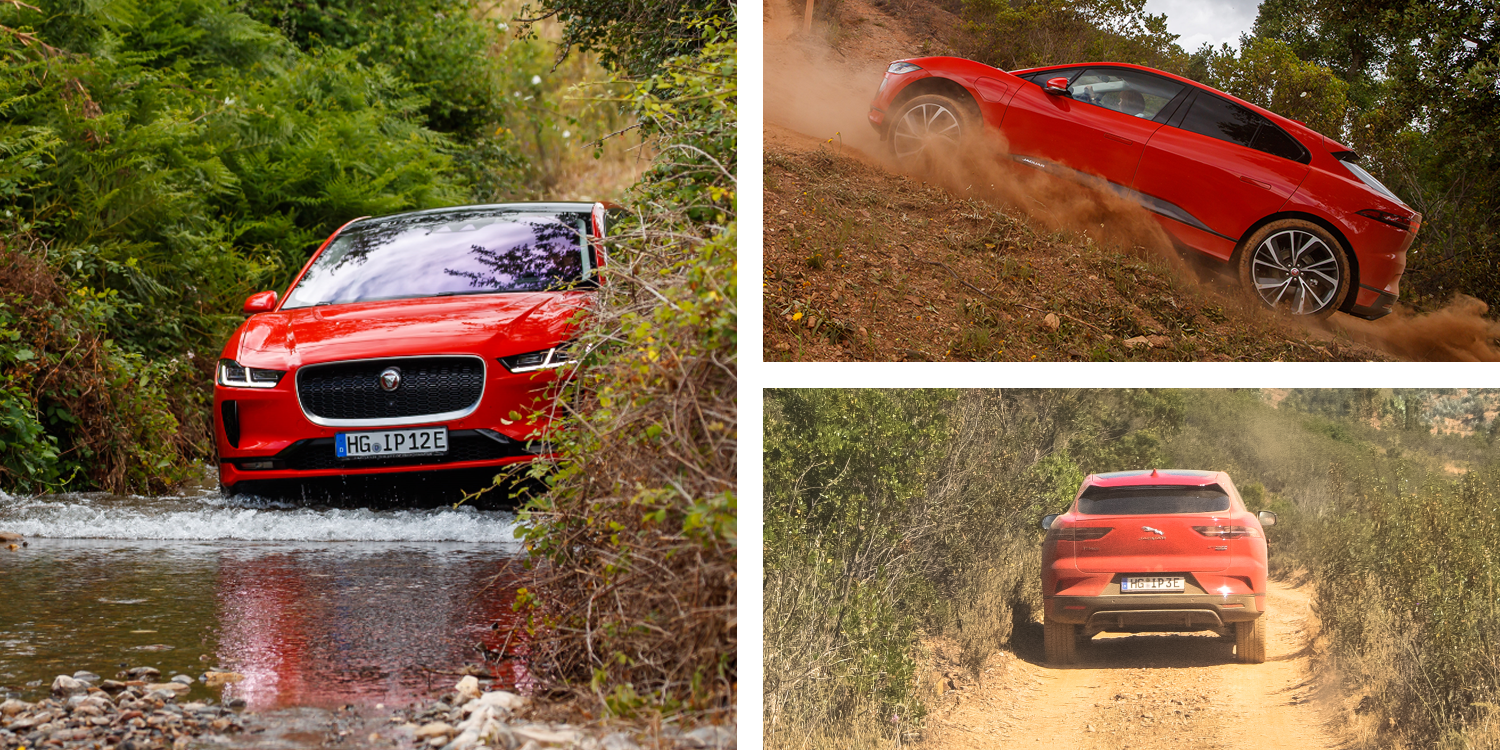 jaguar-i-pace-offroad-collage