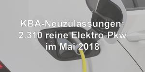 kba-neuzulassungen-deutschland-mai-2018