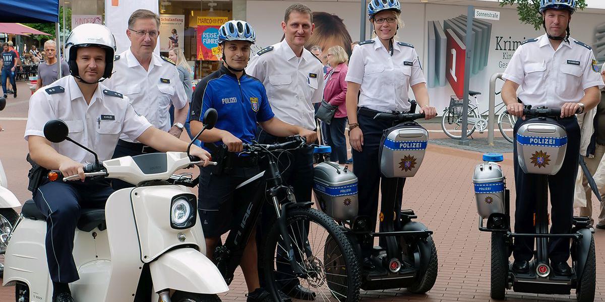 Polizei Mittelhessen Gießen