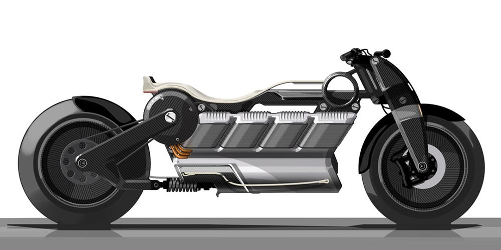 curtiss vorhang auf f r elektromotorrad namens hera. Black Bedroom Furniture Sets. Home Design Ideas
