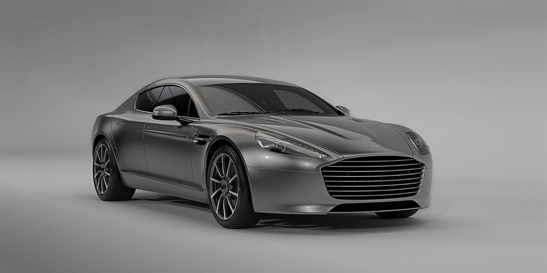 Aston Martin verrät Leistungsdaten des Rapide E - electrive.net | aston martin rapide concept