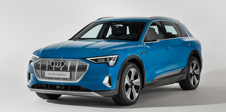 China: FAW-VW bereiten Fertigung des Audi e-tron vor - electrive.net