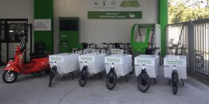 greenpack-flotte-elektroroller-cargo-pedelecs