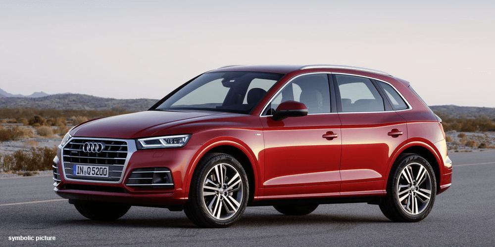 Audi Q5 Symbolbild