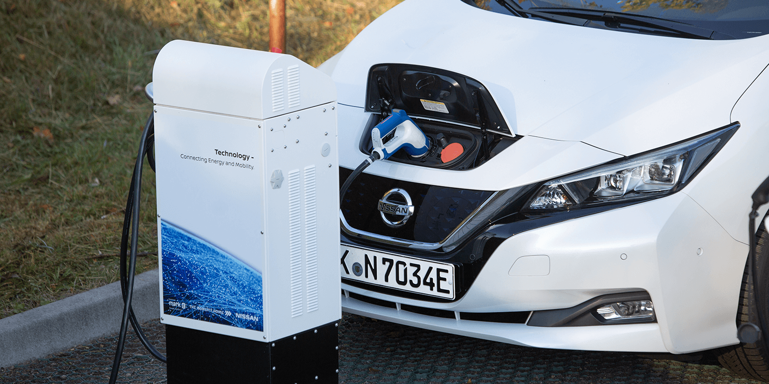 Nissan Leaf reduces # Rapidgate effect through update