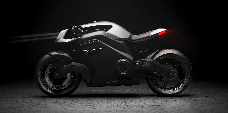arc vehicle gewinnt jlr als investor f r neues e motorrad. Black Bedroom Furniture Sets. Home Design Ideas