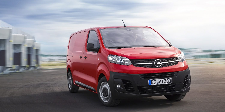 2020 Opel Vivaro Images