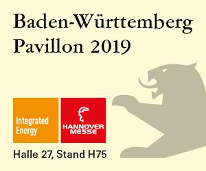 Baden-Württemberg Pavillon HMI