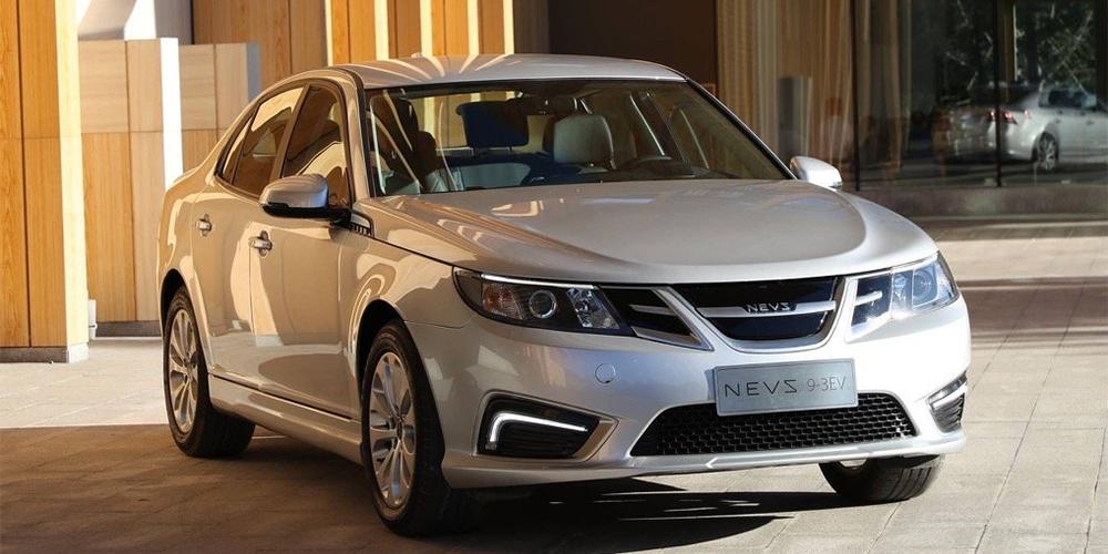 NEVS beginnt die Produktion seines ersten Elektroautos