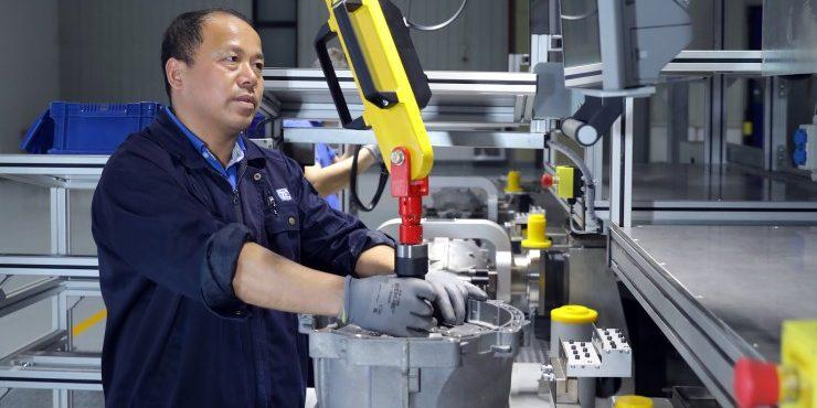 ZF baut China-Geschäft u.a. mit Hybrid-Komponenten aus