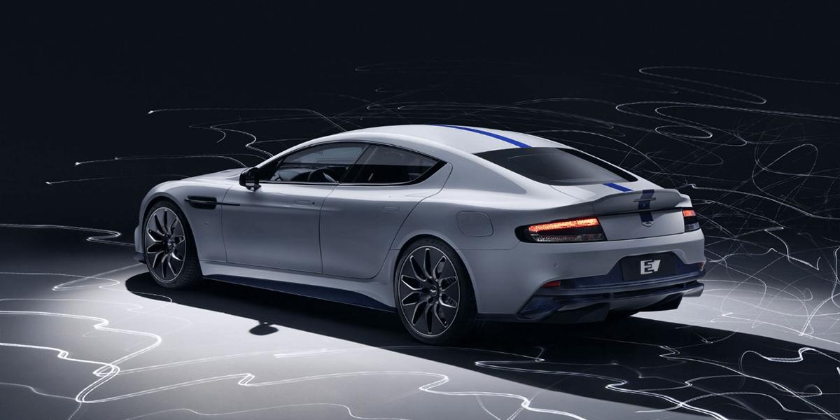 Aston Martin Rapide E Kommt Nicht E Marke Lagonda Frühestens 2025 Electrive Net