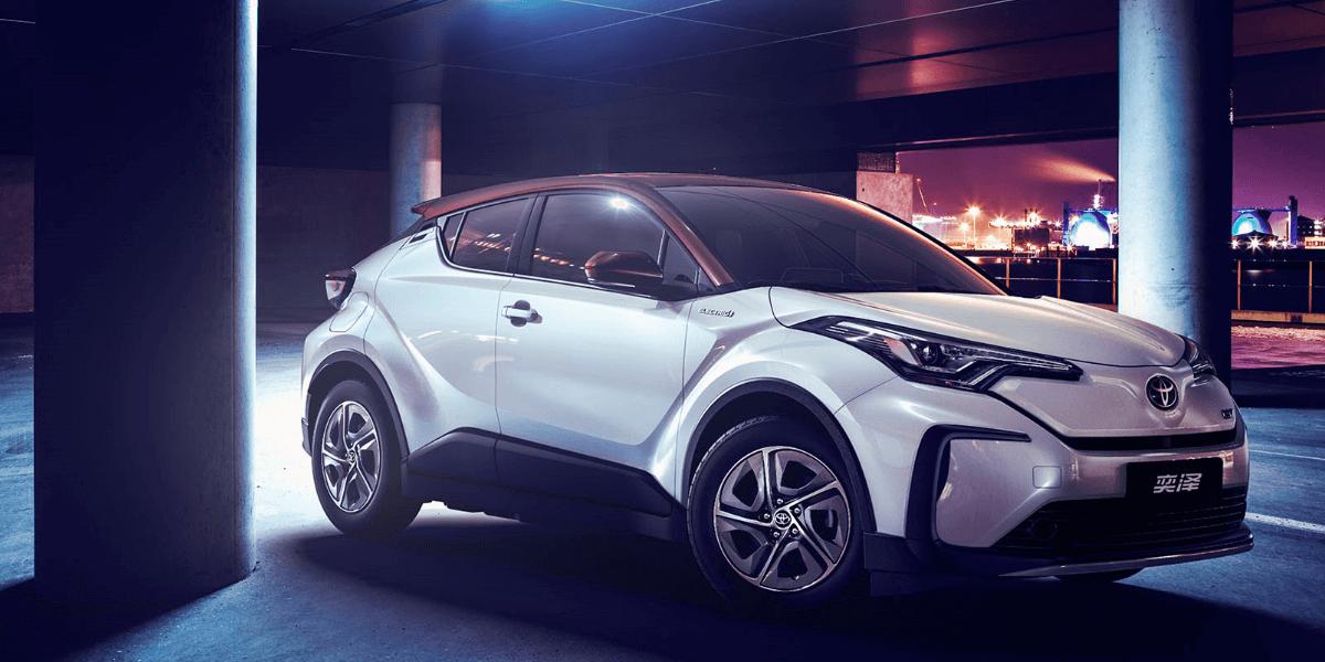 Elektroauto-Joint Venture von BYD und Toyota vor Betriebsstart