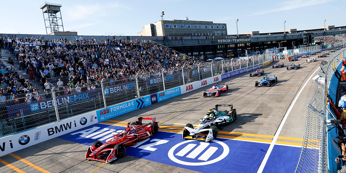 Berlin Formel E
