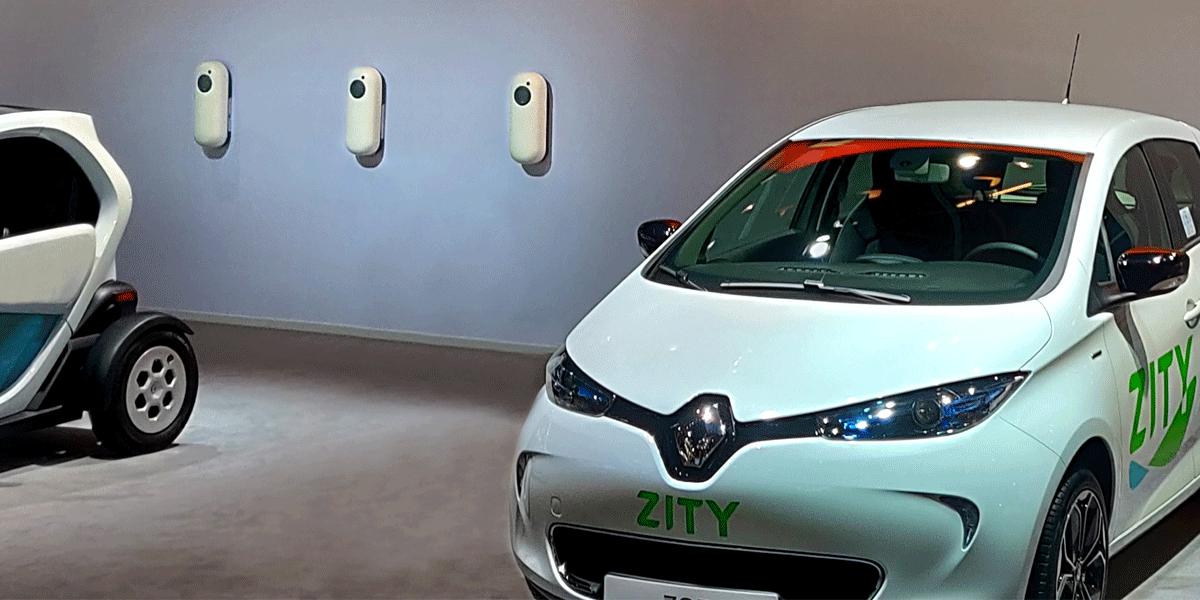 Renault nimmt NewMotion-Heimlader ins Sortiment auf