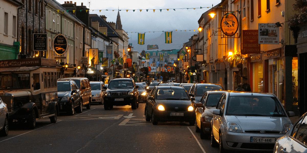 Irland will ab 2030 neue Verbrenner-Fahrzeuge verbieten – electrive.net