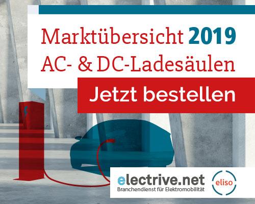 Marktübersicht AC- & DC-Ladesäulen
