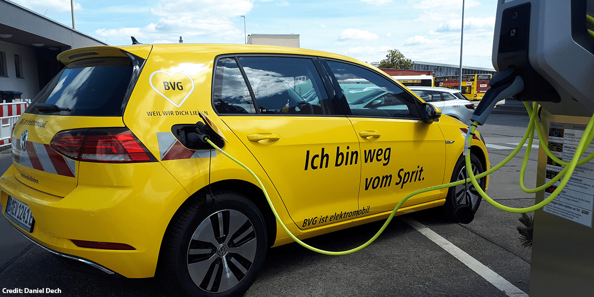 eMobility-Scout – Der Weg zum wirtschaftlichen E-Fuhrpark