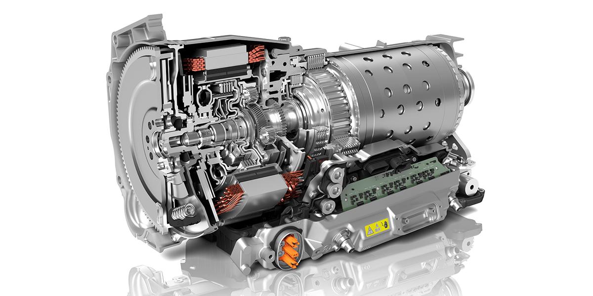 ZF fokussiert sich auf elektrifizierte Antriebe