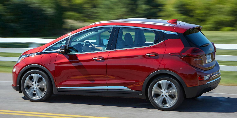 Chevrolet verschiebt Bolt-Update um ein Jahr