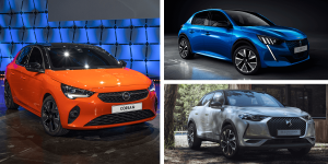 opel-corsa-e-peugeot-e-208-ds-3-crossback-2019-01-collage