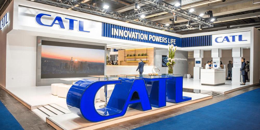 IAA: CATL zeigt neue Produktplattform