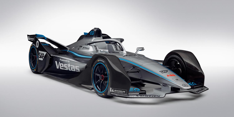 Mercedes Formel E