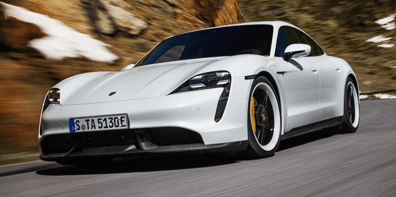 P3 Charging Index: Porsche Taycan derzeit bestes Langstrecken-Elektroauto