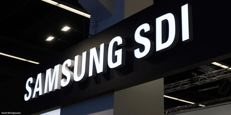 Samsung zeigt Prototyp einer Festkörper-Batterie für 800 Kilometer Reichweite