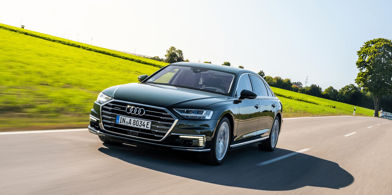 Audi A8 kommt nicht als Elektroauto