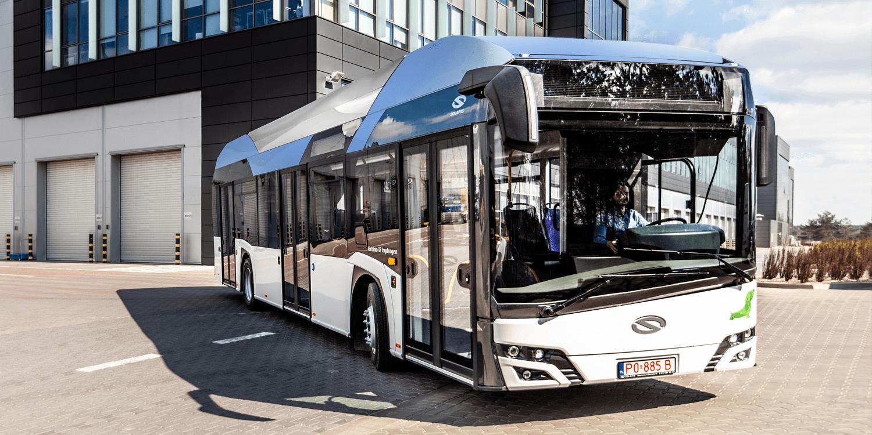 Niederländer bestellen 20 Wasserstoff-Busse bei Solaris