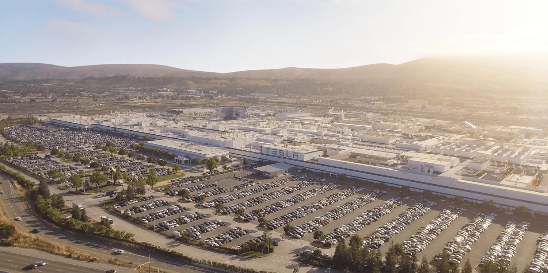 """Tesla will für """"Roadrunner""""-Projekt Gebäude aufstocken"""